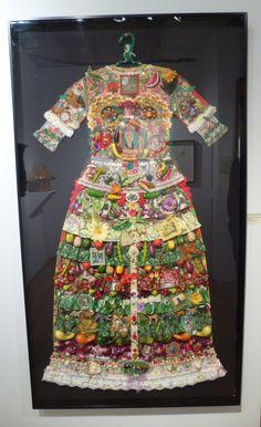 Jane Lund, Garden Dress, Forum Gallery, NYC