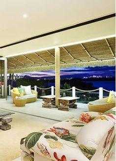 Hawaiian Style Home Decor