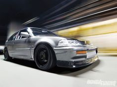 1991 Honda Civic Si Chargespeed Front Lip Photo 1