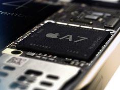 Chip A7: Más Potencia de la que un Smartphone Debería Tener