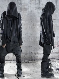 Demobaza AW12 Men (Kai's street clothes)