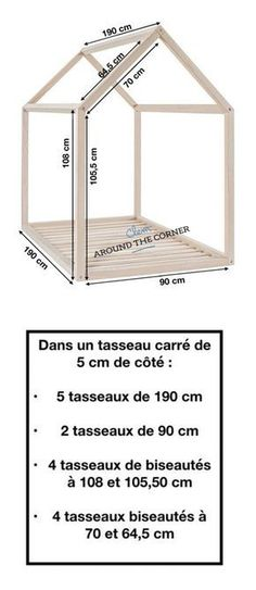 lit cabane interieur schema diy mesure diy a fabriquer soi meme mesure maison ma… bed hut indoor schema diy measure diy to make yourself measure home wooden house for children tutorial Most Beautiful Child, Beautiful Children, Montessori Bed, Kabine, Cabin Interiors, Childrens Room Decor, Kid Decor, Diy Bed, Diy Cabin Bed