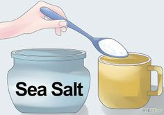 Saline solution for nasal irrigation – combine tsp sea salt to 8 oz cup) of warm filtered water. You can also mix in teaspoon baking soda as well. For AB effect, add 1 gtt Grapefruit Seed Extract to last 2 oz of solution. Saline Rinse, Water Solutions, Cleaning Solutions, Cleaning Tips, Cleaning Products, Nasal Rinse Recipe, Tutorials, Accessories, Kochen