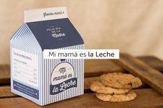 Mi mamá es la leche (descargable gratis para el Día de la Madre, por Ahora soy mamá)