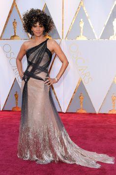 Halle Berry Oscar Gowns Oscar Dresses Gala Dresses Halle Berry Oscar Celebrity