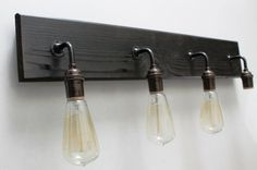 Bathroom Vanity Lamp  Bathroom Lighting  от PartyandHomeDesign