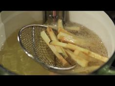Fry in Lard at High Temperatures for Healthier Fried Foods