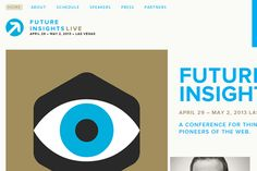 34 Flat Website Layouts for Design Inspiration
