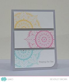 Marvellous Mehndi Clear Stamps