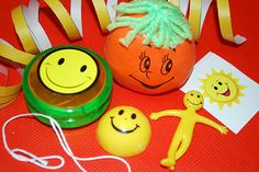 The Ultimate Smiley Face Party Bag £3.00