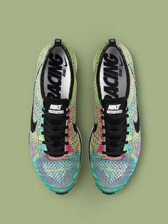 Sneaker Inspiration - Nike Fyknit Racer