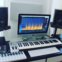 What should you include and exclude in a music press release? Here are 5 quick tips that will help your music get the coverage that it deserves. Home Studio Setup, Music Studio Room, Studio Ideas, Home Recording Studio Equipment, Home Music, Studio Living, Great Albums, Small Studio, Press Release