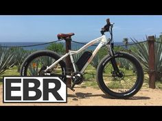 Rad Power Bikes RadRover Video Review - 750 Watt, Sand Capable, Well Priced