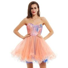 7ee6b279f Buy Women Short Lace Homecoming Graduation Dresses Knee Length Formal Cocktail  Party Gowns and other Dresses