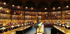 La bibliothèque nationale de France — Paris, France