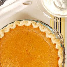 Libby's Famous Pumpkin Pie II Recipe