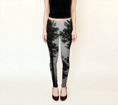 Tree leggings on Etsy  Please note: The current production time is 2-3 weeks. Rush production is available for $5. Rush production will shorten the production time to 1