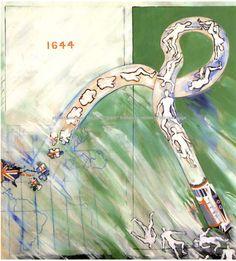 Derek Boshier, Rethink/Re-entry, 1962 Pop Art, James Rosenquist, Claes Oldenburg, Peter Blake, Roxy Music, Jasper Johns, Roy Lichtenstein, Pop Culture Art, Art