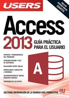 "Cover of ""Users access 2013 guia practica"""