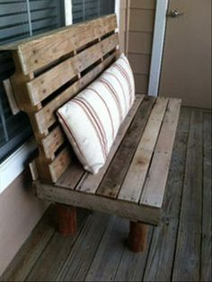 Dump A Day Amazing Uses For Old Pallets - 25 Pics