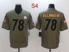 Men 78 Alejandro Villanueva Jersey Football Pittsburgh Steelers Jersey 26b3c7ba5