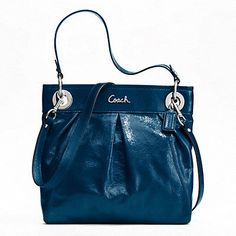 Coach's Ashley Patent Hippie - Just bought this tonight!