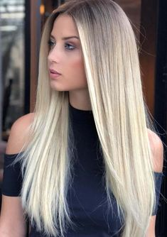 32 Gorgeous Long Sleek Straight Blonde Hairstyles for 2018. Here we have presented some of the best styles of long sleek and straight hairstyles for you to get gorgeous and cutest hair look. These are best styles of haircuts that you can try to wear right now. Visit this post to learn how to achieve these elegant ideas of hairstyles for long straight hair in year 2018.