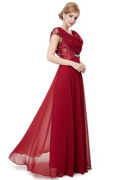 Ever-Pretty is the place to find hundreds of beautiful gowns and affordable dresses in unique and fashion-forward styles. We are known for our beautiful bridesmaid dresses, evening dresses, cocktail dresses. Chiffon Evening Dresses, Formal Evening Dresses, Matric Dance Dresses, Beautiful Bridesmaid Dresses, Ever Pretty, Prom Long, Affordable Dresses, Mothers Dresses, Party Dress