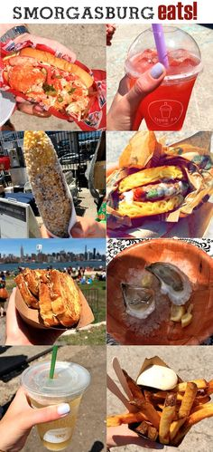 Brooklyn Smorgasburg Food Crawl Recommendations