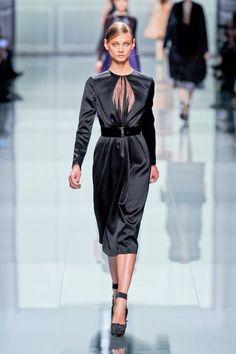Dior, fall 2012.