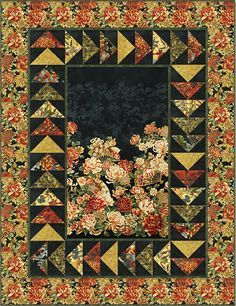 Image result for japanese fabric quilt patterns using panels