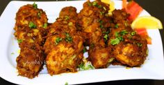 Chicken Drumstick dry roast is an Indian chicken recipe which is very popular and favorite for generations. Its very tasty when prepared wi...
