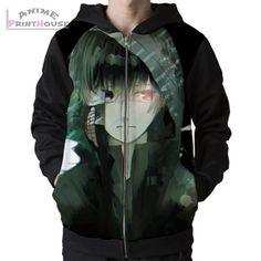 Tokyo Ghoul hoodie