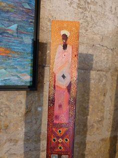 Palette by Islam Zian-Alabdeen http://entreetoblackparis.blogspot.fr/2013/03/africa-unlimited-at-cloitre-des.html