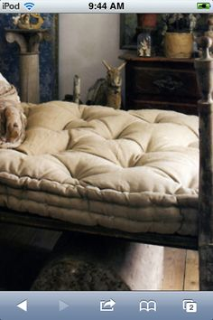 Handmade French mattress