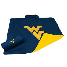 NCAA West Virginia Mountaineers All Weather Blnkt