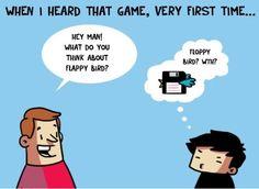 Floppy or Flappy Bird