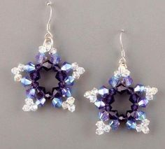 These would be great to make our of swarovski elements!