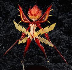 Kill la Kill statuette 1/8 Ryuko Matoi Senketsu Kisaragi Ver. Good Smile Company