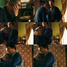 SWEET BEST FRIEND SHERLOCK COMFORTING JOHN AS HE CRIED IS THE MOST BITTERSWEET MOMENT OF THE EPISODE