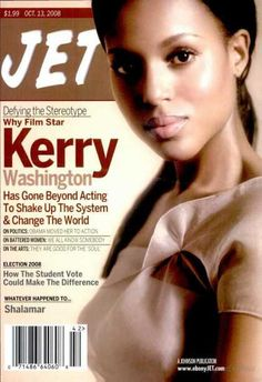 "Kerry Washington now shakes things up in ABC's ""Scandal""! Created by Shonda Rhimes (""Grey's Anatomy""), it's set in D.C. and casts K.W. as Olivia Pope, crisis manager. It's her job to keep White House secrets from leaking."
