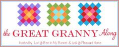 Bee In My Bonnet: The Great Granny Along and a Giveaway!!!...