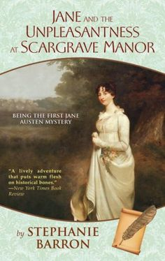 The Best Detective Series for Jane Austin Fans: For any fans of Pride & Prejudice, Emma or Sense & Sensibility, here is a mystery series starring their beloved author, Jane Austin.