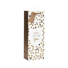 Wilko christmas luxury crackers snowflake design 8pk let it glow wilko let it glow stars bottle giftbag solutioingenieria Gallery