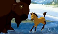 Spirit: Stallion of the Cimarron (GIF)