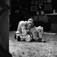 The Lonely Doll: And they did!, 1956 (Printed 2012)  Chromogenic Print