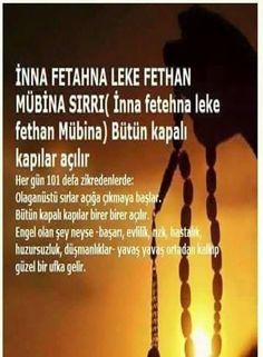 Butun islerinde Allah on kisiye lutufkar davranir. Allah Islam, Sufi, S Word, Islamic Quotes, Quran, Cool Words, Prayers, Religion, Stress