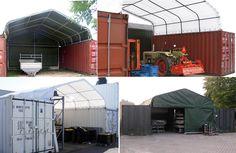 Galpão Container: Modular, Ecológico e Seguro