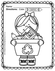 #FREE Printable in Download - Earth Day Fun! Color For Fun Printable Coloring Pages {28 coloring pages equals less than 11 cents a page.}