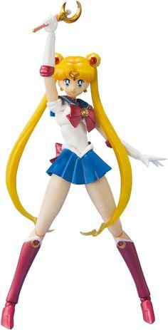 Bandai Tamashii Nations Sailor Moon S.H. Figuarts http://www.moonkitty.net/buy-bandai-tamashii-nations-sailor-moon-sh-figuruarts-figures-models.php